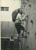 Bolt on Climbing Hold, Climbing Wall